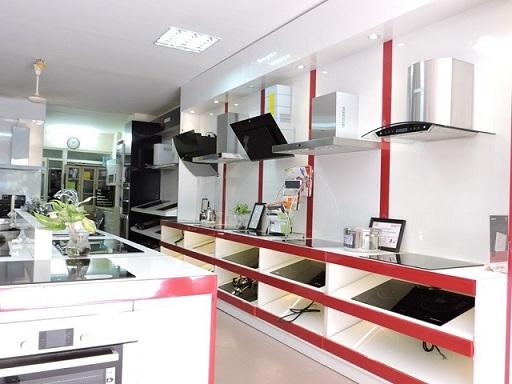 Cửa hàng bán bếp từ uy tin, chất lượng tại Tân Yên- Bắc Giang