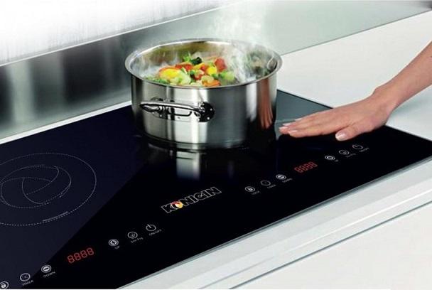 Bếp từ đã trở thành thiết bị được nhiều người dânchọn lựa