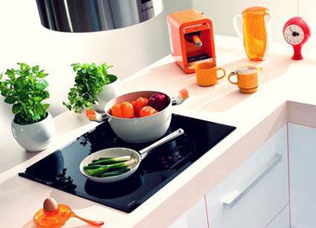 Bếp từ là sự lựa chọn hợp lý đếnmọi gia đình