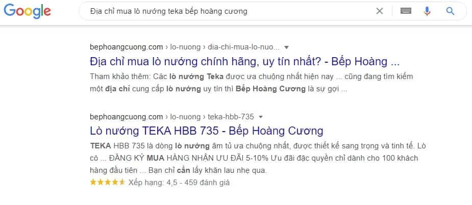 Địa chỉ mua lò nướng Teka chính hãng uy tín - Hệ thống Siêu thị Bếp Hoàng Cương