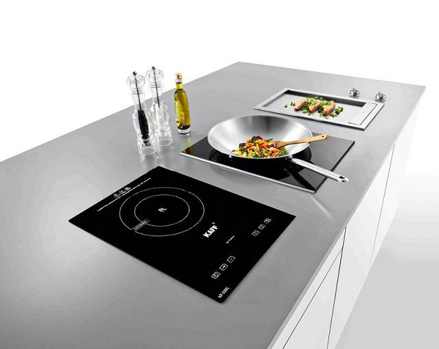 Hình ảnh bếp từ đơn Chefs thiết kế hiện đại