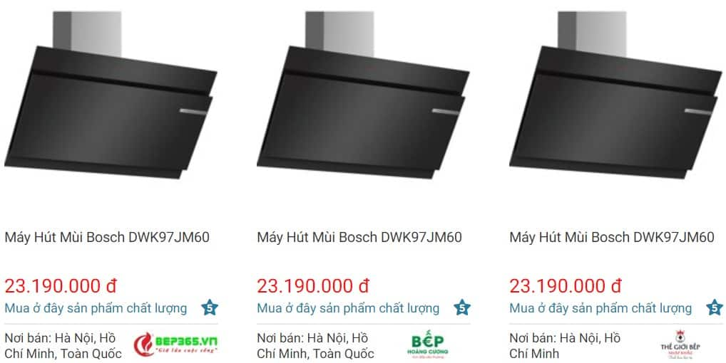 giá máy hút mùiBosch DWK97JM60 trên websosanh