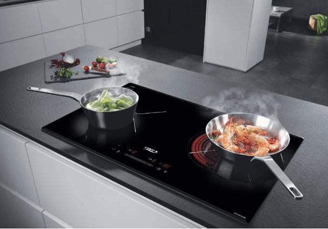 Bếp từ - hồng ngoại Chefs EH-MIX366