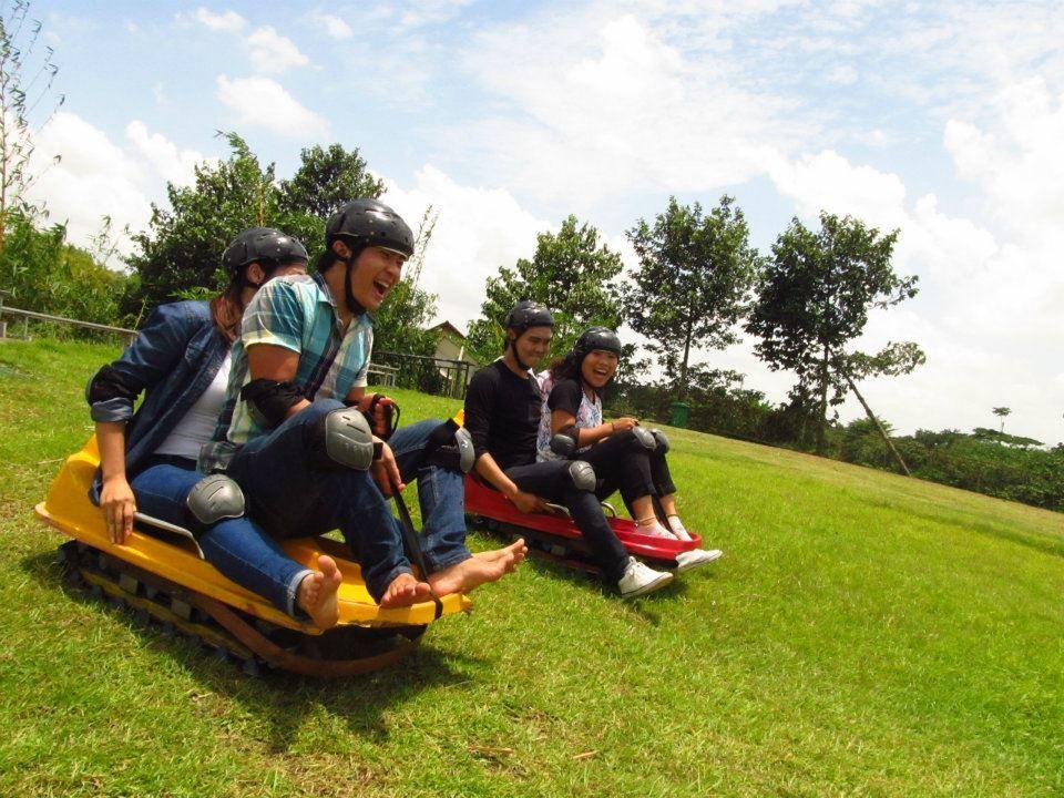 Thảo Viên Resort với sân trượt cỏ rộng lớn nhất miền Bắc
