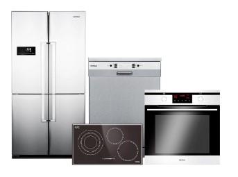 Hàng loạt các thiết bị bếp Hafele