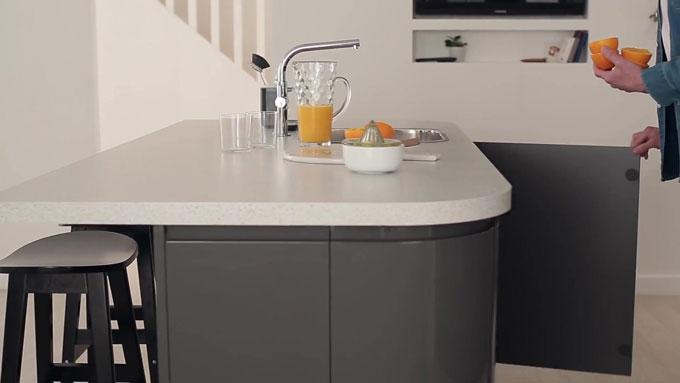 Vòi rửa thông thường nhưTEKA ARES hay chiếc vòi rửa cao cấpTEKA MW ELAN