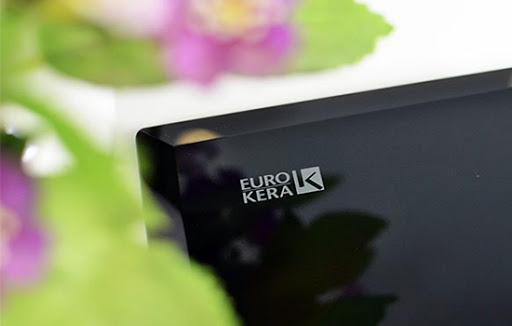 Mặt kính EuroKera (K+) sử dụng cho bếp từ