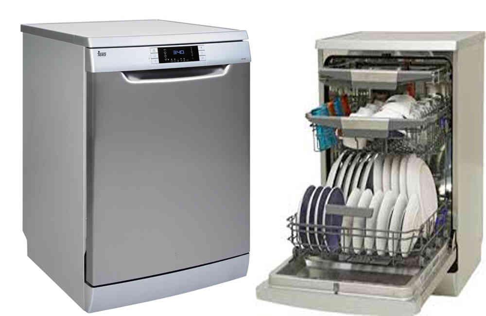 Hình ảnh chiếc máy rửa bát độc lậpTeka LP9 850