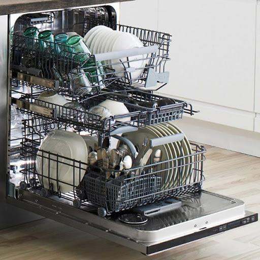 Một số dụng cụ cần lưu ý khi cho vào máy rửa bát