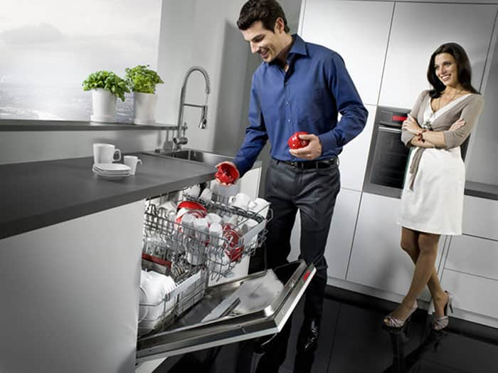Giá trị mang lại từ thiết bị máy rửa bát mang lại trong cuộc sống hiện đại