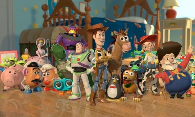 Toy story – Bộ phim hoạt hình hay nhất mọi thời đại