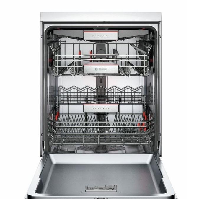 Máy rửa bát Bosch SMS68UI02E thiết kế sang trọng, bền đẹp