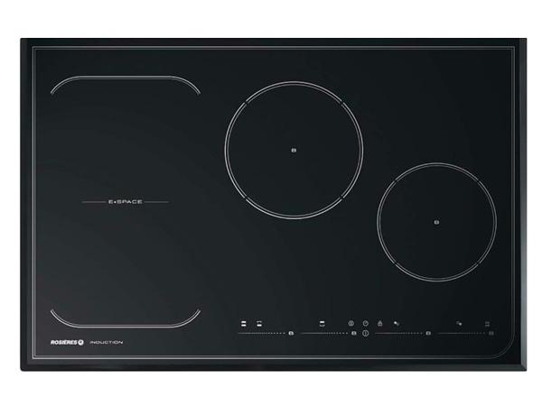 Bếp từ không giới hạn vùng nấu 80cm Rosieres RFI802