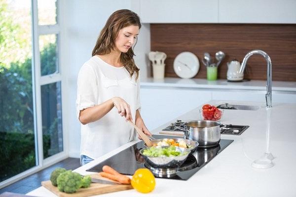 Thỏa sức nấu nướng cùng Bếp từ