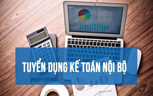 tuyển dụng kế toán nội bộ 2020