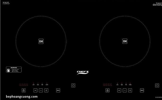 Hình ảnh chiếc bếp từChefs EH-DIH2000A - Sang trọng