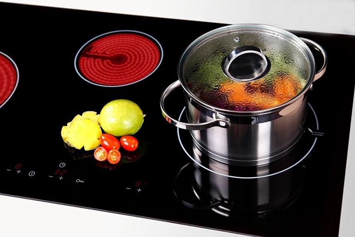 Người tiêu dùng rất thích thiết kế, tính năng và tiện ích khi sử dụng bếp từ