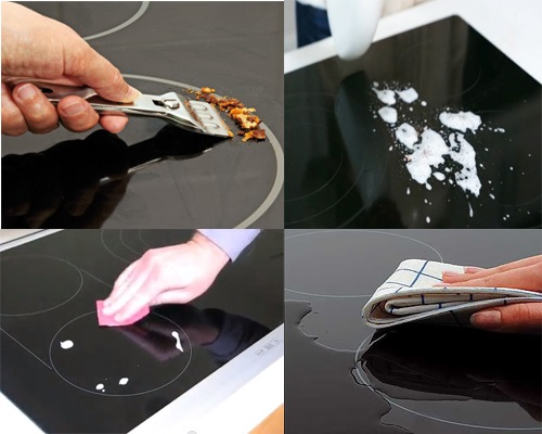 Sử dụng dao cạo vệ sinh bếp đúng cách mang lại hiệu quả cao