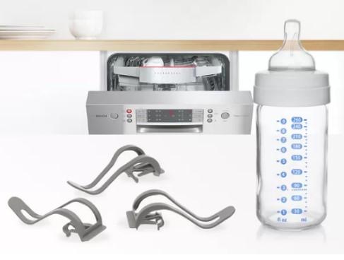 Phụ kiện kẹp bình sữa của máy rửa bát
