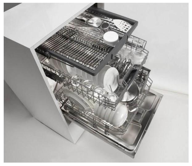 Máy rửa bát Bosh Serie 8 sở hữu nhiều tính năng hiện đại