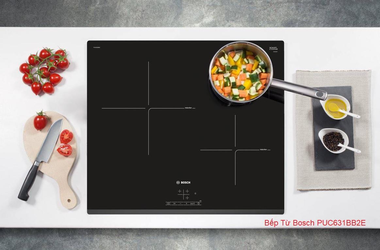 Tính năng hẹn giờ của Bosch PID631BB1E