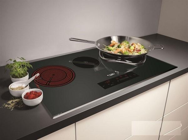 Tính thẩm mỹ góp phần tô lên vẻ đẹp cho bếp của bạn