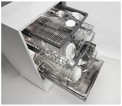 Máy rửa bát Bosch serie 8 có khả năng sấy hoàn hảo