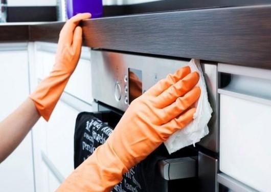 Một số thao tác vệ sinh máy rửa bát trong thời gian dài