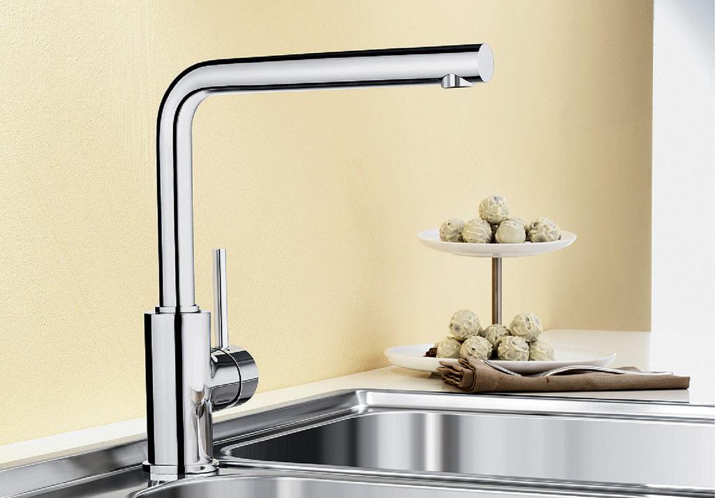 Vòi rửa bát Bosch Blanco MILA 5194140