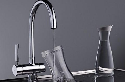 Vòi rửa bát Teka có giúp lọc nước và loại bỏ cặn bẩn
